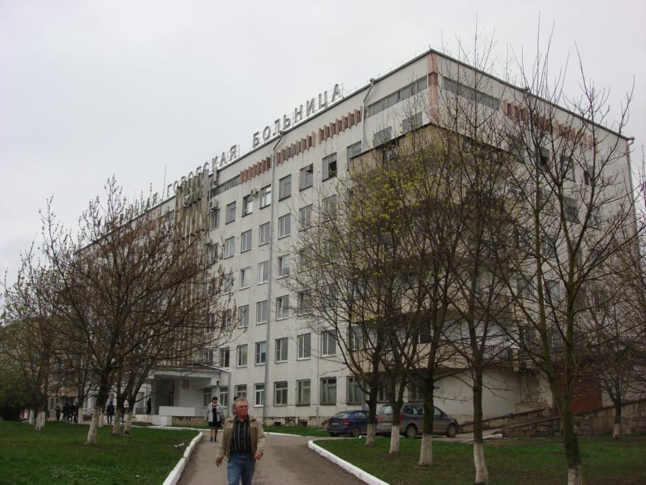 Детская поликлиника поселок советский